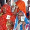 #Rajasthan Panchayat Polls: 2,955 Samiti seats to #BJP;2,483 to #Congress #NEWSonAIR