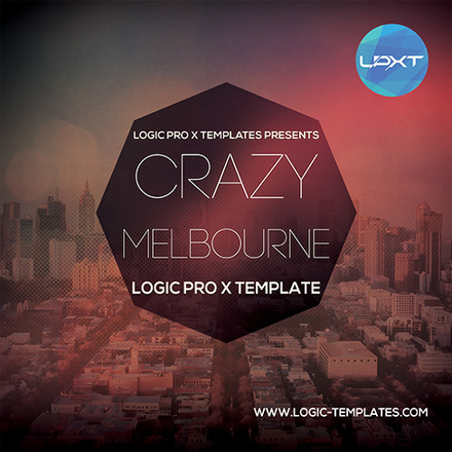 Crazy Melbourne Logic Pro X Template