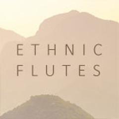 """Ethnic Flutes Demo """"21st Century Samuraï"""" by Adrien Sepulchre"""