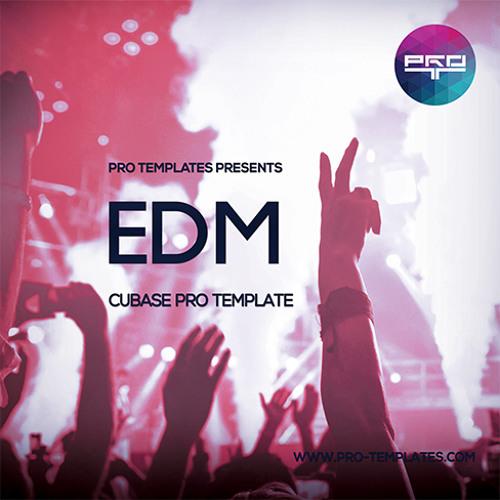 EDM Cubase Pro Template