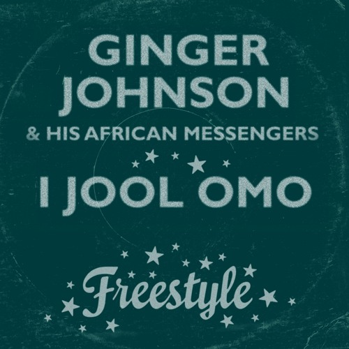 01 Ginger Johnson And His African Messengers - I Jool Omo [clip]