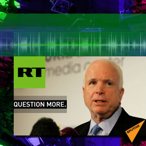 'They wouldn't have had to use cluster bombs If we had provided Ukraine with weapons'- John McCain