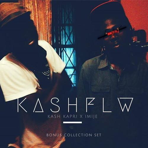 KASH KAPRI X IMIJE - KA$H FLW (PROD. BY GAZ BEATS)