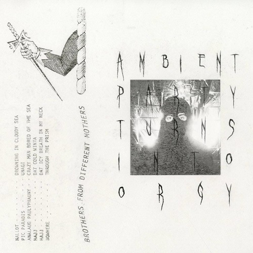 BFDM002 // VARIOUS - AMBIENT PARTY TURNS INTO ORGY TAPE