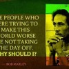 Audio Recording on Friday afternoon happy birthday to the legend bob marley ... redemption song