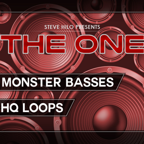 THE ONE - Monster Basses [LOOPS]