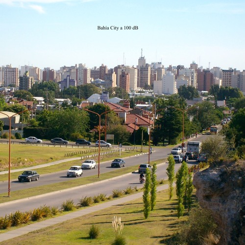 Bahía City a 100 dB
