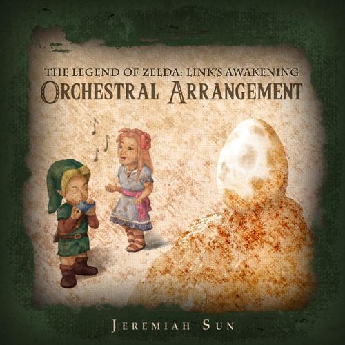The Legend of Zelda: Link's Awakening Orchestral Arrangement