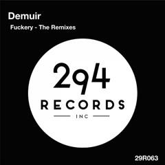 Demuir - Fuckery (Roter & Lewis Remix)
