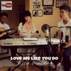 Watch on YOUTUBE! Nadia Alifazuhri Ft. Wino & Jovan - Love Me Like You Do By Ellie Goulding (Cover)