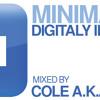 DJ Cole a.k.a. Hyricz - Minimatica vol.401 (18.01.2015)
