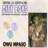 City Boys Band - Maye Yie Ne Sumina (new)
