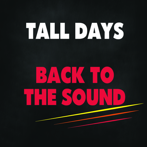 Back To The Sound EP
