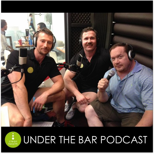 Ed Coan - featured guest on Episode 6 of Under The Bar Podcast