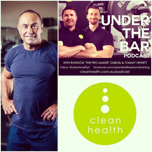 Charles Poliquin - featured guest on Episode 2 of Under the Bar Podcast