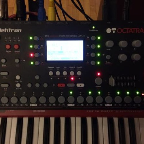 Elektron Octatrack Sample Chains