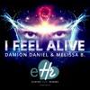 Damion Daniel - I Feel Alive (feat. Melissa B.) (Acapella Mix)