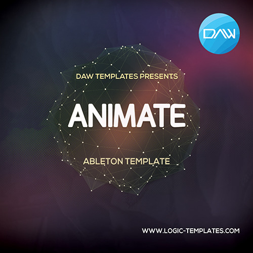Animate Ableton Template