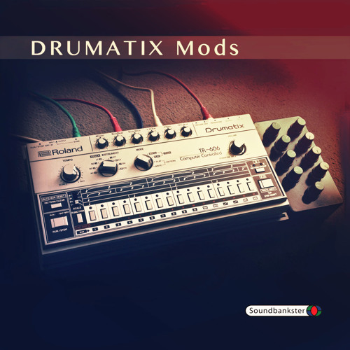 DRUMATIX Mods - Soundbankster