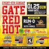 2015.01.25 GATE RED HOT EARLY TIME / MIZZ-A-ROCK (SOUND CREATIVE) & SHO-RIN (AATY-B)