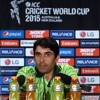 Misbah-ul-Haq Media Talk ahead of ICC Cricket World Cup 2015