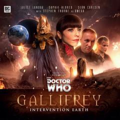 Gallifrey: Series 7 - Intervention Earth (trailer)