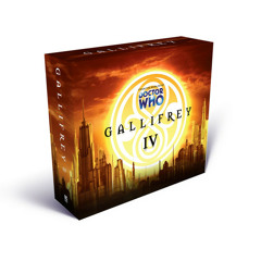Gallifrey: Series 4 Box Set (trailer)