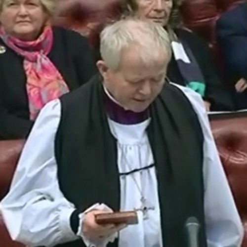 Bishop Nicholas on Being Inducted to the House of Lords