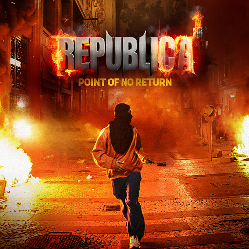 Republica - Point Of No Return - Goodbye Asshole (feat. Roy Z)