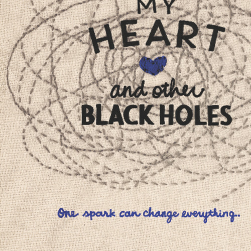 Jasmine Warga, author of MY HEART AND OTHER BLACK HOLES