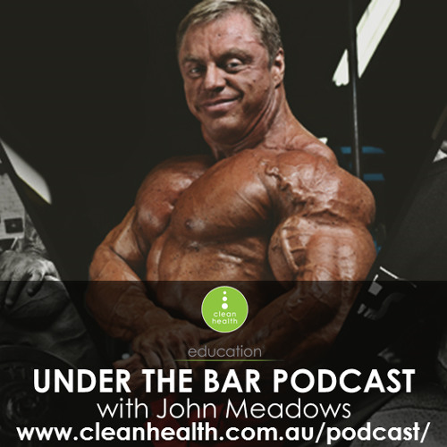 John 'The Mountain Dog' Meadows - Special Guest on Under The Bar Podcast