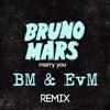 Bruno Mars - Marry You (BM & EvM Remix)