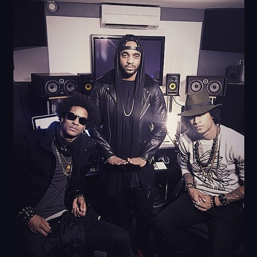"""HYPNOTISE BEAT FOR """"LES TWINS"""""""