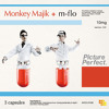 Monkey Majik + m-flo - Picture Perfect  (yaseta Bootleg Remix)