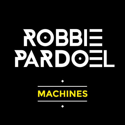 Robbie Pardoel - Machines