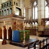 The Dean of Westminster on the shrine of St Edward the Confessor