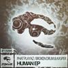 FOKUZ15095 / Phat Playaz, BrokenDrum & Kasper - Human EP