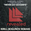 Hardwell & Dyro FT. Bright Lights - Never Say Goodbye Remake Kirill Bogunov