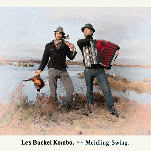 Les Buckel Kombo - Auenwalzer [teaser]