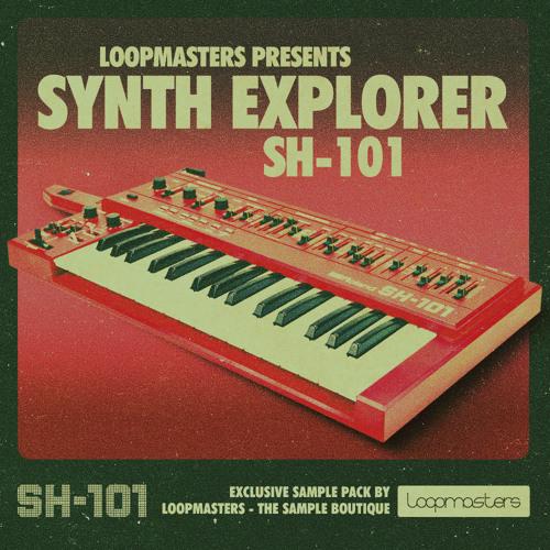 Synth Explorer - SH101