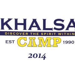 7.Chaupai Sahib - Bibi Mandeep Kaur - Khalsa Camp 2014