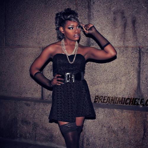 Breani Michele - Girl Be Heard