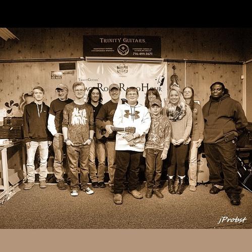 Back Room Radio Hour Ep 5 - Students of Infinity