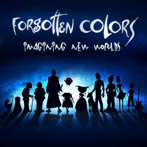 Forgotten Colors: Imagining New Worlds