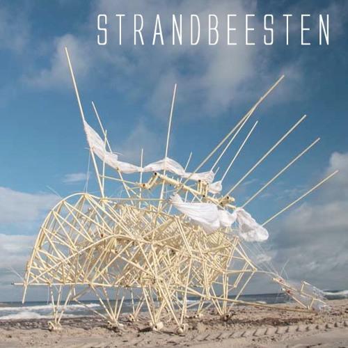"St. James Park - from the documentary film ""Strandbeesten"" a portrait of Theo Jansen"