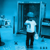 Free Download JACK WHITE - Blue Light, Red LightSomeone's There Clip Mp3