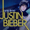 Justin Bieber-One time