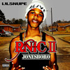 Lil Snupe - RIDE 4 ME Feat. Lee Mazin & LaTre'