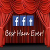 Facebook Fight Theatre: Best Ham EVER!