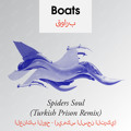 Boats Spider's Soul (Turkish Prison remix) Artwork